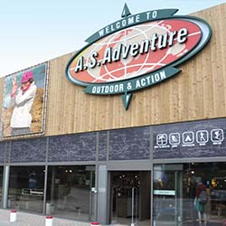 A.S ADVENTURE - ZAVENTEM