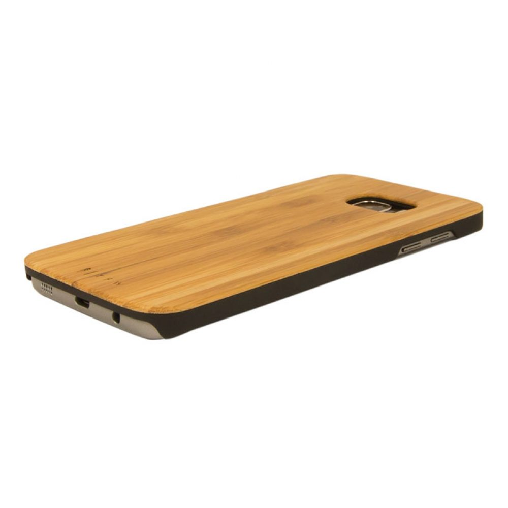 Samsung Galaxy S7 Handyhülle aus Holz. Phone Case aus Zebraholz