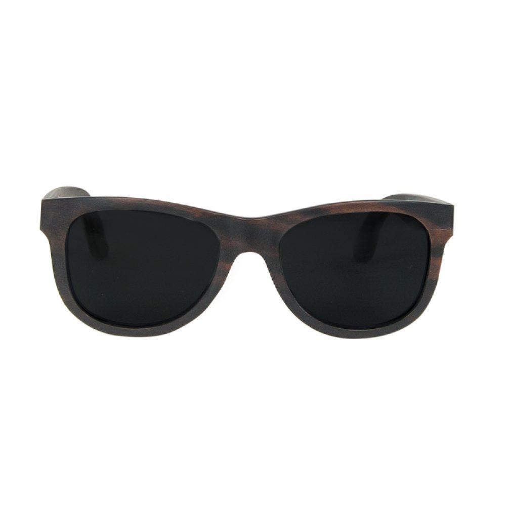 Optische Sonnenbrille-Gano (Ebenholz) Time For Wood