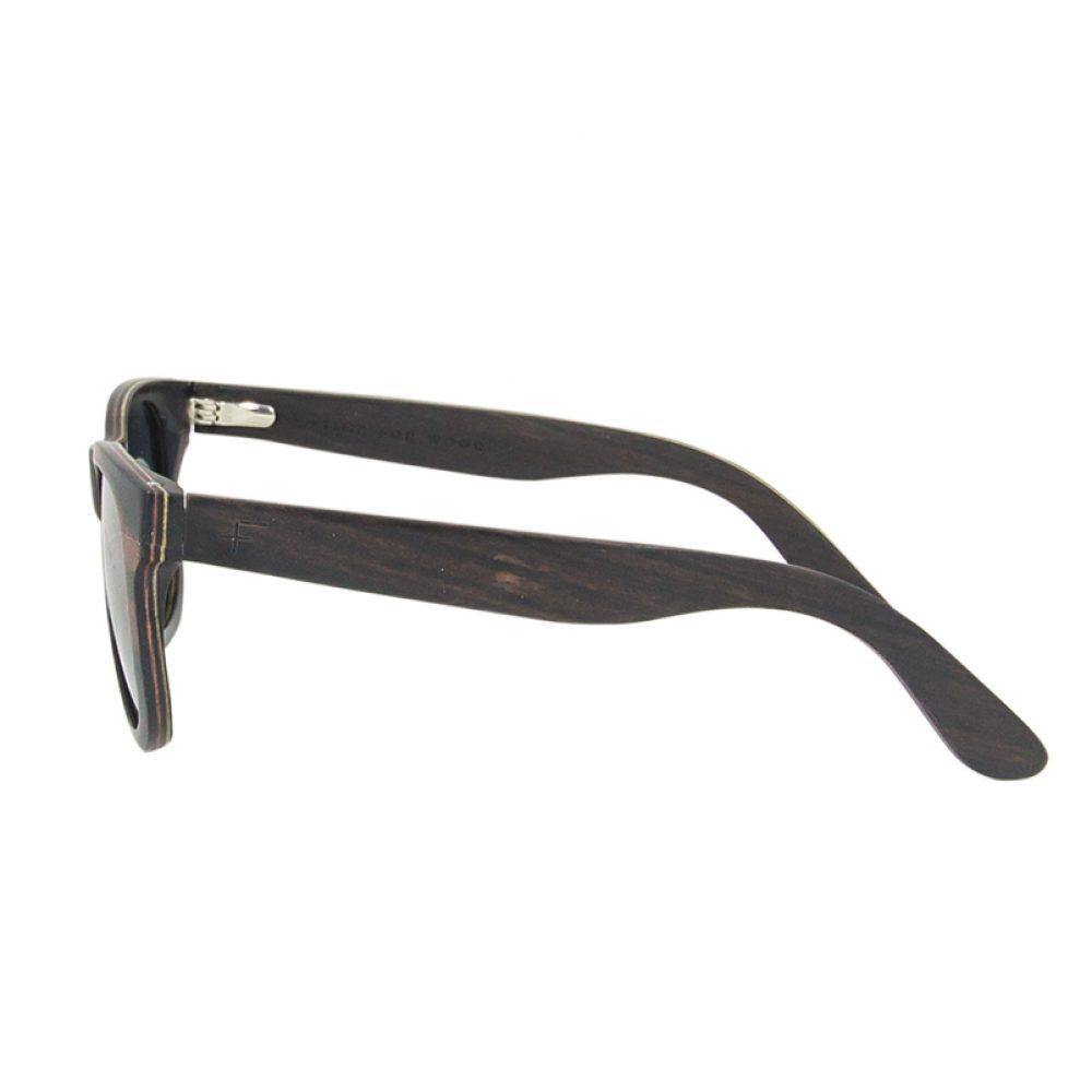 Optische Sonnenbrille-Gano-Time For Wood-Seitenansicht