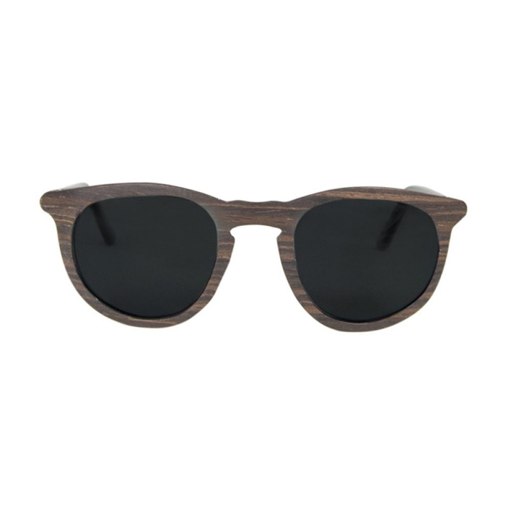 optische Sonnenbrille aus Holz Time For Wood