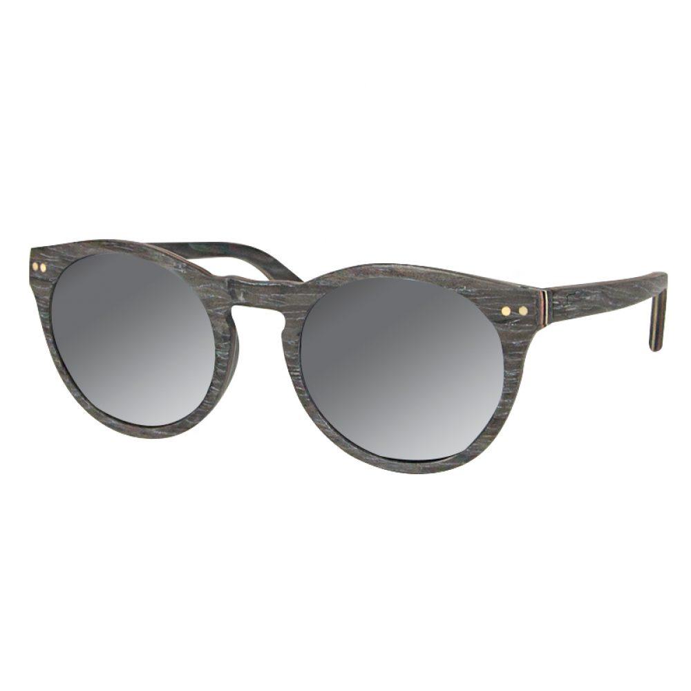 Optische Sonnenbrille aus Holz-Daro(schwarze Aprikose) Frühling/Sommer