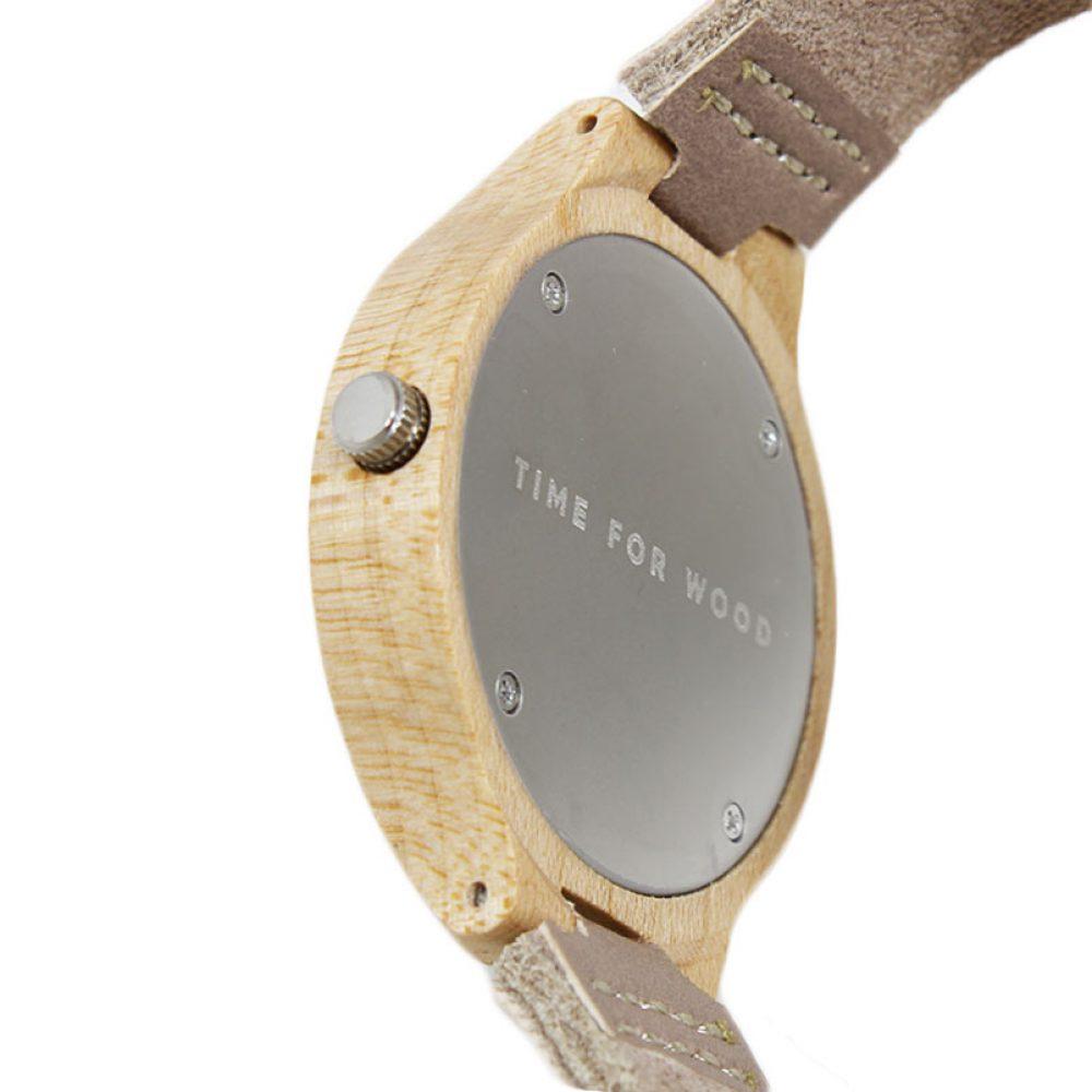 Holz damen Uhr